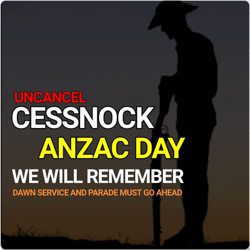 CESSNOCK ANZAC DAY 2021