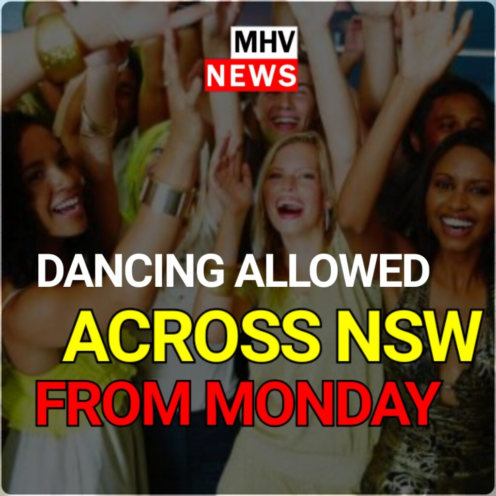 COVID RESTRICTIONS EASE ACROSS NSW