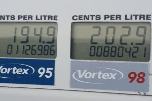 PETROL PRICES SURGE ABOVE $2.00 PER LITRE ACROSS THE HUNTER