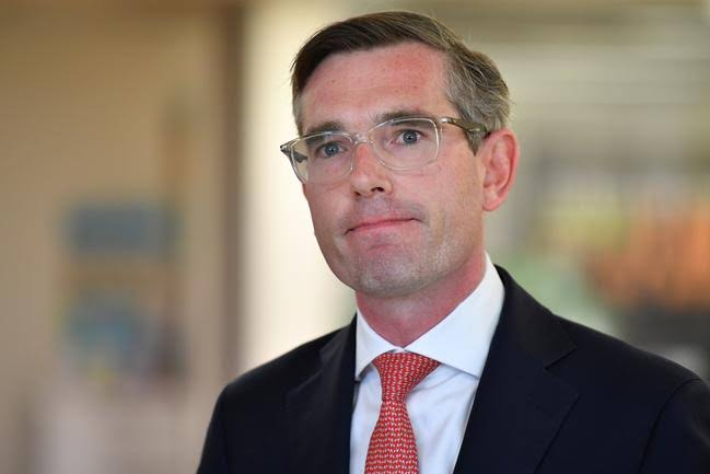 NSW LNP ELECT DOMINIC PERROTTET AS NSW PREMIER.