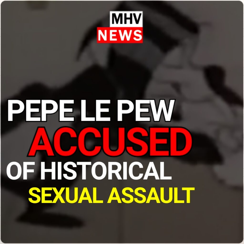 PEPE LE PEW AXED FROM SPACE JAM AMID SEXUAL ASSAULT CLAIMS