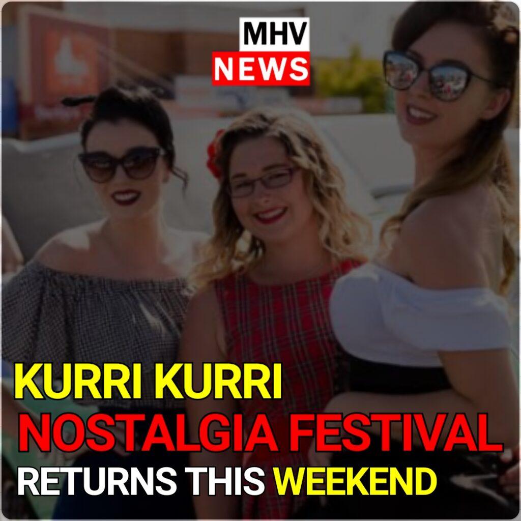 Kurri Kurri Nostalgia Festival 2021