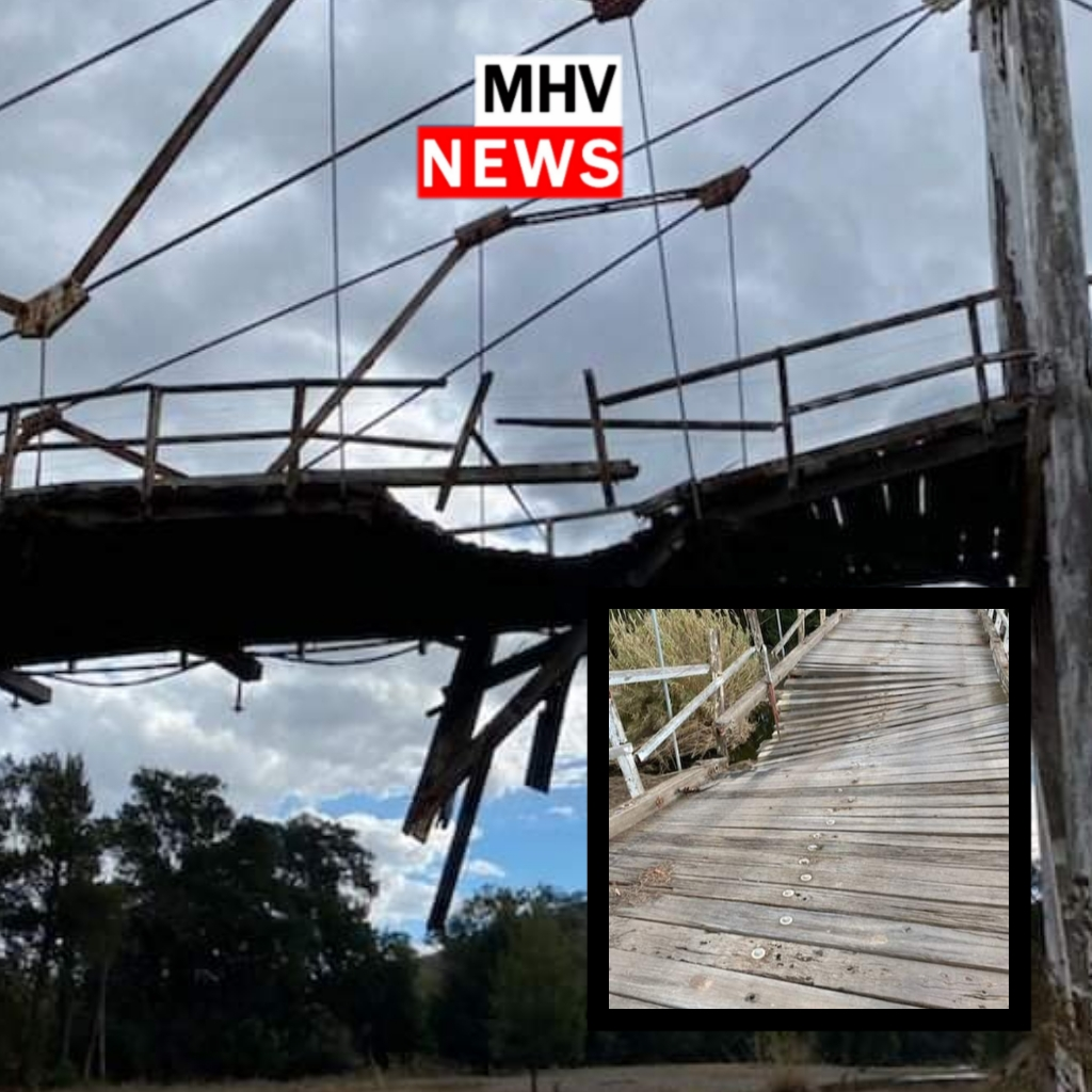 TRUCKIE DESTROYS ALLAN BRIDGE